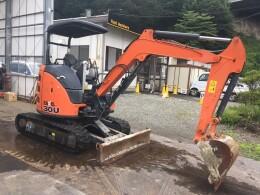 HITACHI Mini excavators ZX30U-5A                                                                         2013