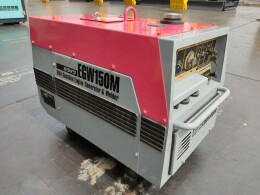 新ダイワ 発電機 EGW150M