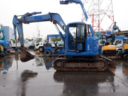 KOBELCO Excavators SK75UR-5 2012