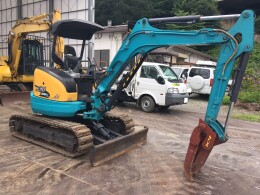 KUBOTA Mini excavators U-30-5                                                                         2007