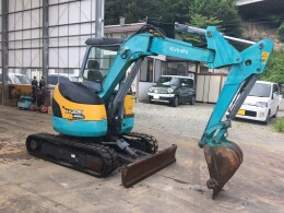 KUBOTA Mini excavators RX-305                                                                         2008