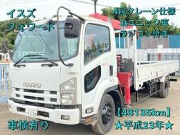 ISUZU Crane trucks PKG-FRR90S1 2011/7