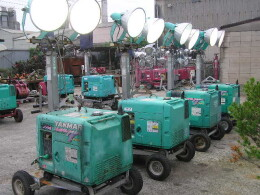 YANMAR Lighting units LB230                                                                         2005