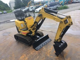 YANMAR Mini excavators SV08-1A                                                                         2013