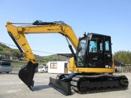CATERPILLER Excavators 308ECR MLクレーン・パット・マルチ                                                                         2013