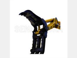 KIORITZ アタッチメント(建設機械) 機械式フォーク