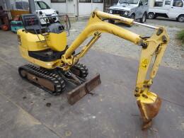 KOMATSU Mini excavators PC09-1                                                                         2009