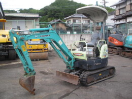 YANMAR Mini excavators VIO15-2A