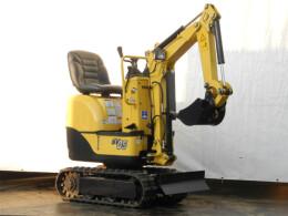 YANMAR Mini excavators SV05(SV05-B) 2017