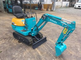 KUBOTA Mini excavators K-005-3                                                                         2019