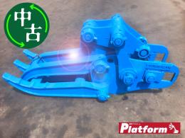 タグチ工業 アタッチメント(建設機械) 機械式フォーク