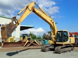KOMATSU Excavators PC200-6ZE                                                                         2000