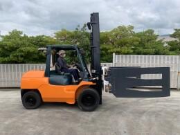 TOYOTA Forklifts 02-7FDA50 2012