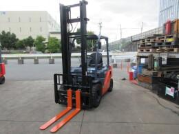TOYOTA Forklifts 02-8FG20 2021