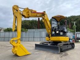 KOMATSU Mini excavators PC38UU-5 2014