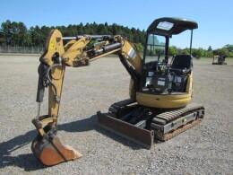 CATERPILLER Mini excavators 020SR                                                                         2014