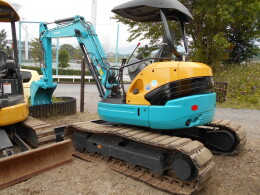 KUBOTA Mini excavators U-40-5                                                                         2007