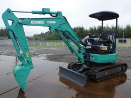 KOBELCO Mini excavators SK30SR-6 2016