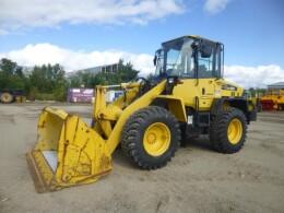KOMATSU Wheel loaders WA100-6 2013