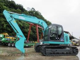 KOBELCO Excavators SK135SR-1ES クレーン・マルチ・PAD                                                                         2006