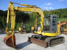 SUMITOMO Excavators SH75X-3B 2013