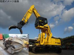 SUMITOMO Excavators SH240-5グラップル仕様 2008