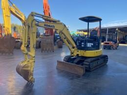KOMATSU Mini excavators PC30MR-5 2016