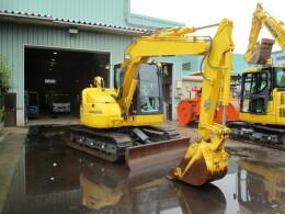 KOMATSU Excavators PC78US-10                                                                         2016