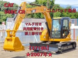 CATERPILLAR Excavators 308C CR 2007