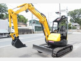 YANMAR Mini excavators B3-5                                                                         2005