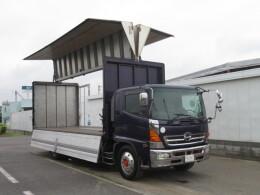 HINO Wing body trucks PK-FG8JMFA                                                                                                                     2004/8
