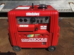 SHINDAIWA Welding machines EGW2800MI 2013