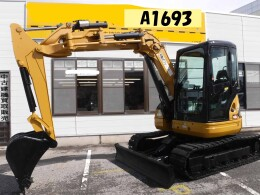 CATERPILLER Mini excavators 050SR                                                                         2014