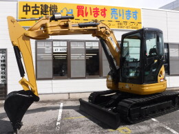 CATERPILLER Mini excavators 050E SR                                                                         2014