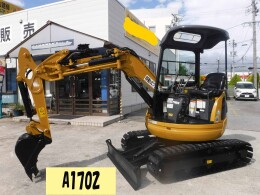 CATERPILLER Mini excavators 020SR                                                                         2012
