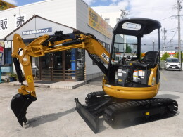 CATERPILLER Mini excavators 020E SR                                                                         2012