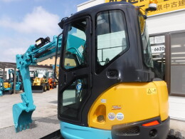 KUBOTA Mini excavators RX-306                                                                         2012
