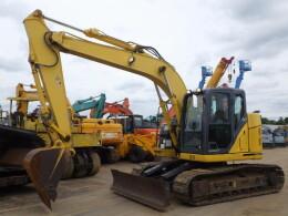 SUMITOMO Excavators SH125X-6 2015