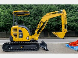 KOMATSU Mini excavators PC30MR-3                                                                         2008