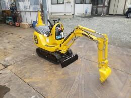 KOMATSU Mini excavators PC01-1A                                                                         2019