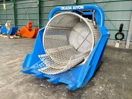 オカダアイヨン アタッチメント(建設機械) 特殊バケット