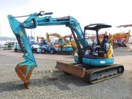 KUBOTA Mini excavators RX-505 2014