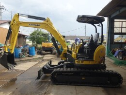 YANMAR Mini excavators VIO40-5                                                                         2009