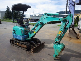 KUBOTA Mini excavators U-17                                                                         2009