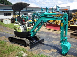 YANMAR Mini excavators Vio15-2A                                                                         2006