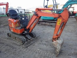 HITACHI Mini excavators ZX10U-2                                                                         2011