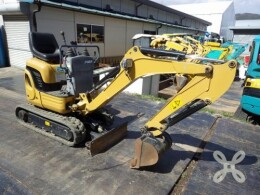 CATERPILLER Mini excavators 010 CR                                                                         2009