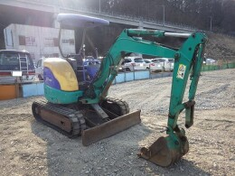 KOMATSU Mini excavators PC20MR-1                                                                         1999