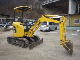 KOMATSU Mini excavators PC20MR-2                                                                         2004