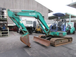 KOMATSU Mini excavators PC40MR-1F                                                                         2003